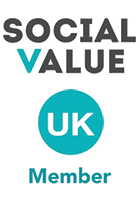 social value uk member badge