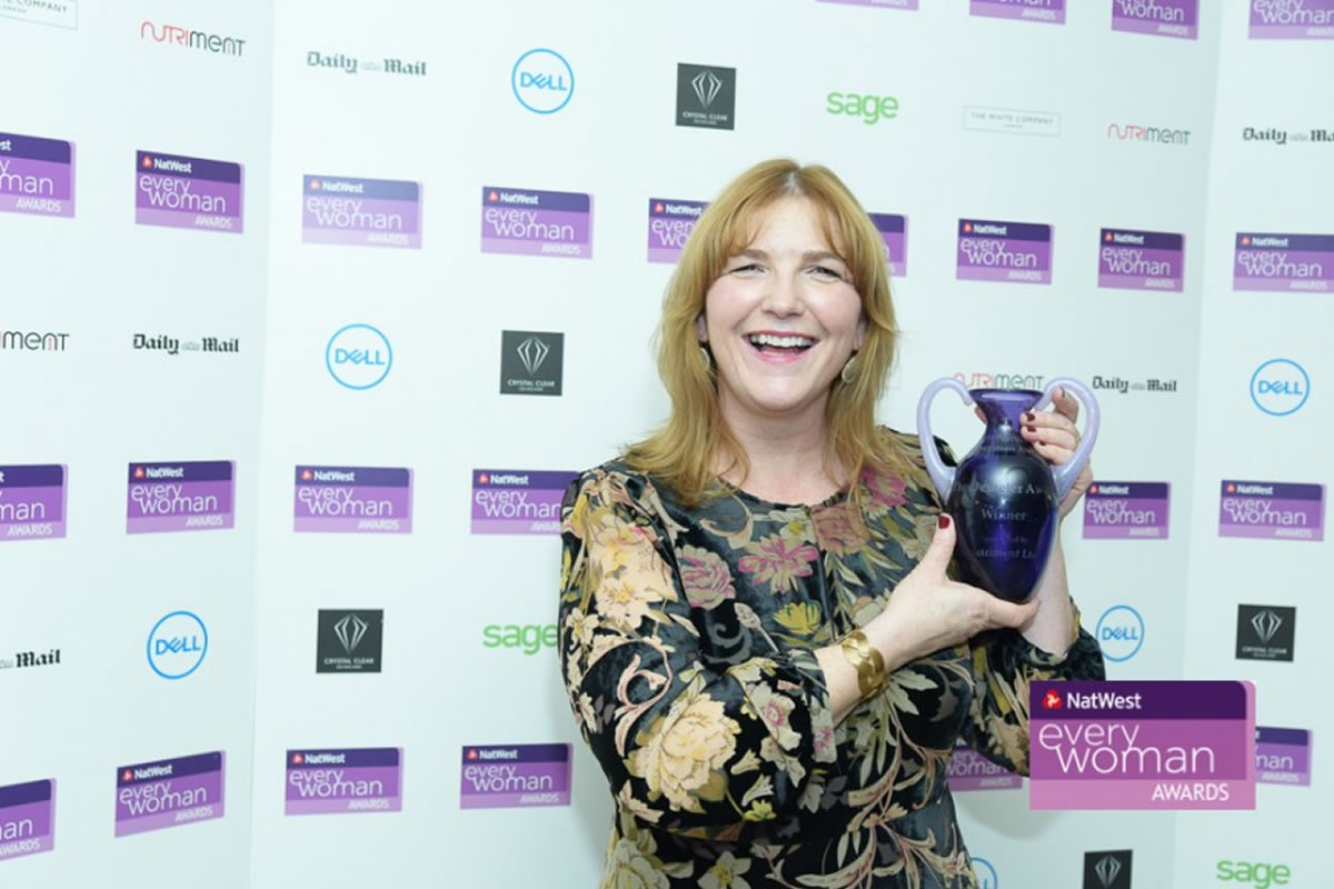 every woman awards helen lord