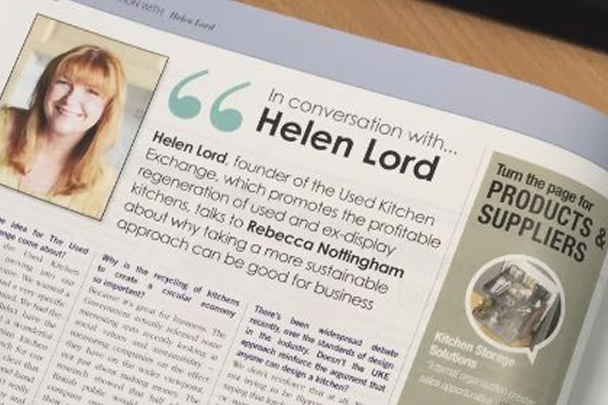 helen lord article KBB review magazine