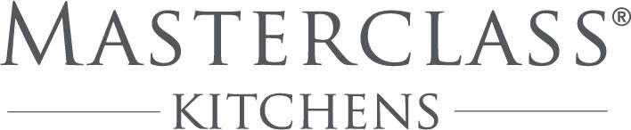 masterclass kitchens logo dark grey