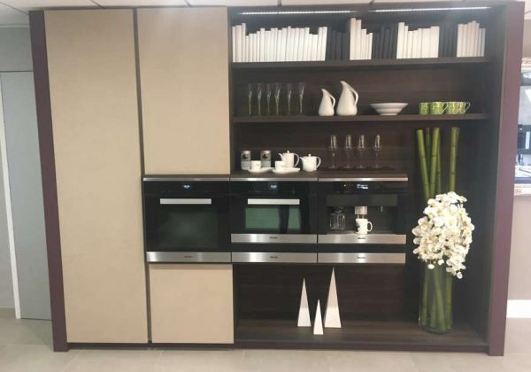 RRP £17000, Cucina Cemento Ex Display Kitchen . Part 67