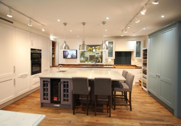 Designer Kitchens For Less. Dining Chairs Small Kitchen Design ...