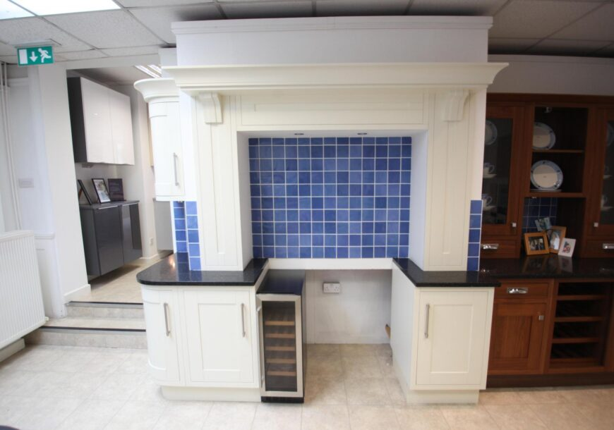 Ex Display Kitchen, INTOTO Cheltenham Painted, South