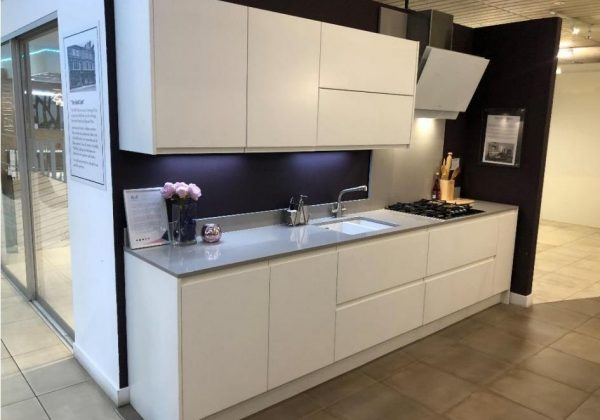 Mackintosh Modern High Gloss Ex-Display Kitchen