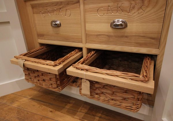 Mark Wilkinson New England Dresser Ex display - baskets