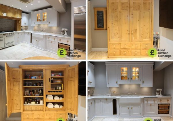 Mark Wilkinson Cooks Ex Display Kitchen with Sub Zero and Falcon Appliances