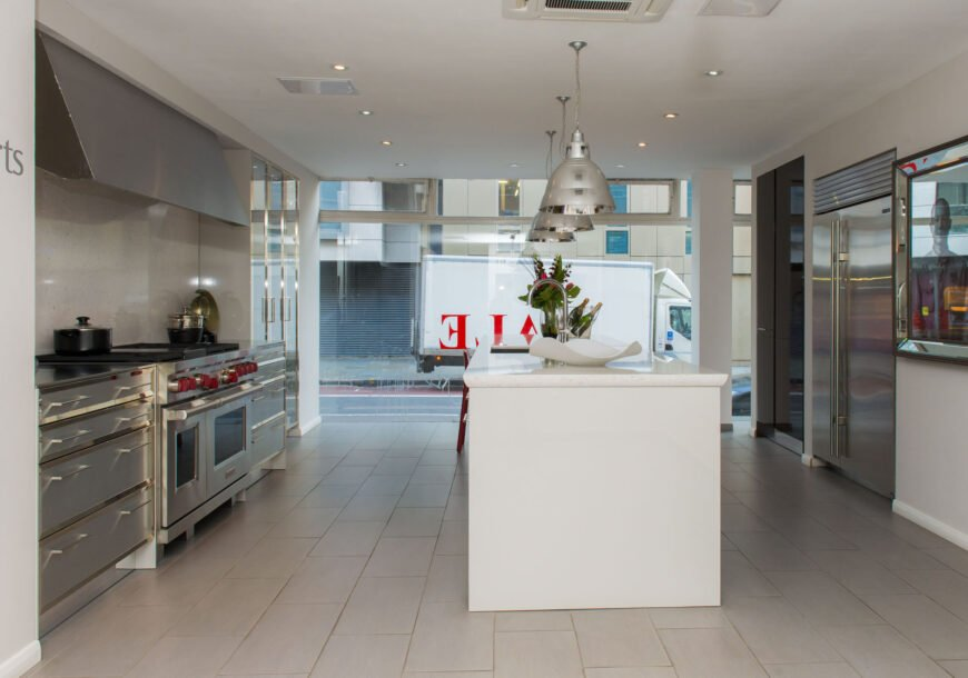62% OFF RRP £79,500 SIEMATIC BeauxArts 2.0 Ex Display Kitchen, London