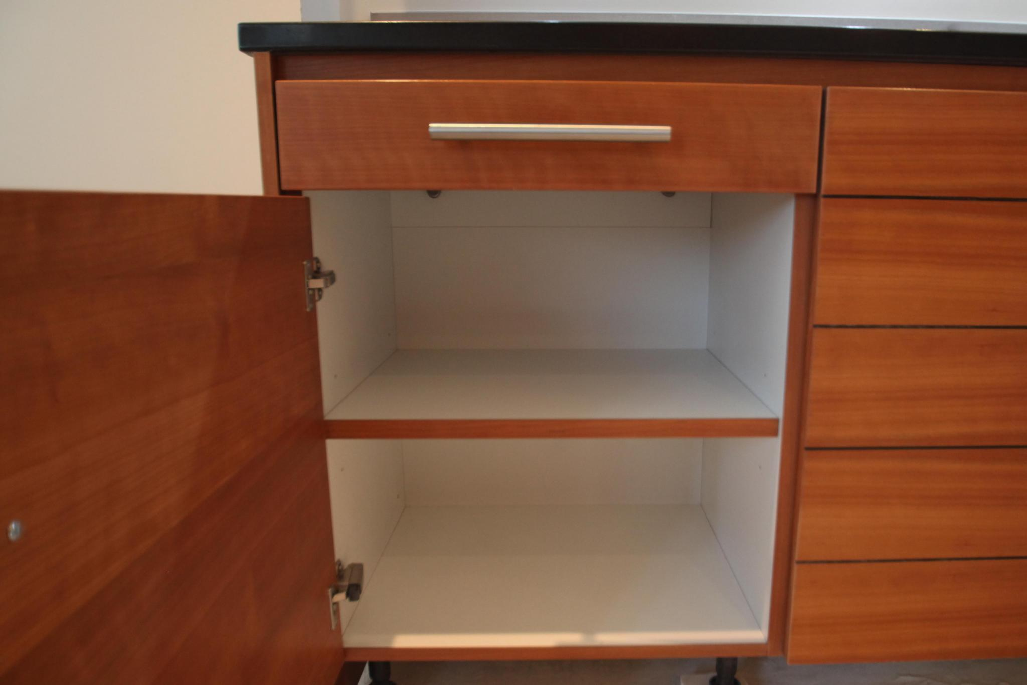 Large Contemporary Used Kitchen, Luxury Appliances: Miele