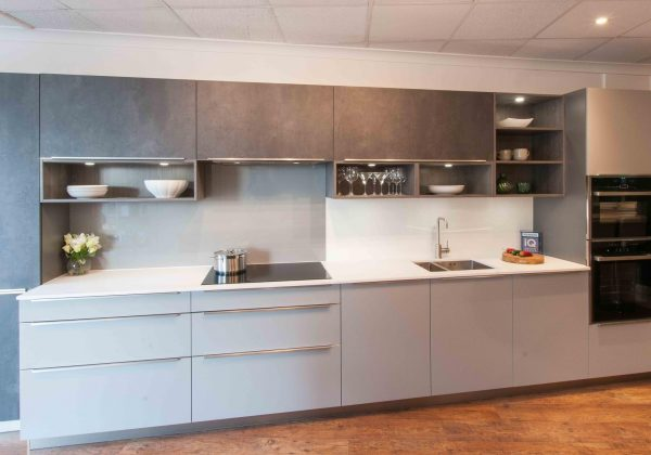 ACKER Systemat Ex Display Kitchen - Full View