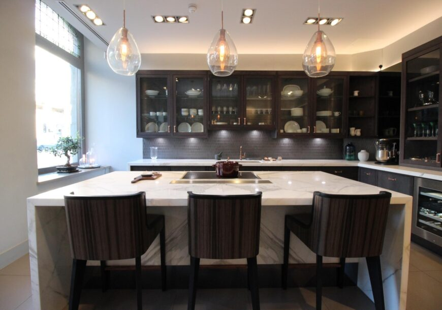 Ex Display Kitchen, Modern SMALLBONE OF DEVIZES The Mulberry, South