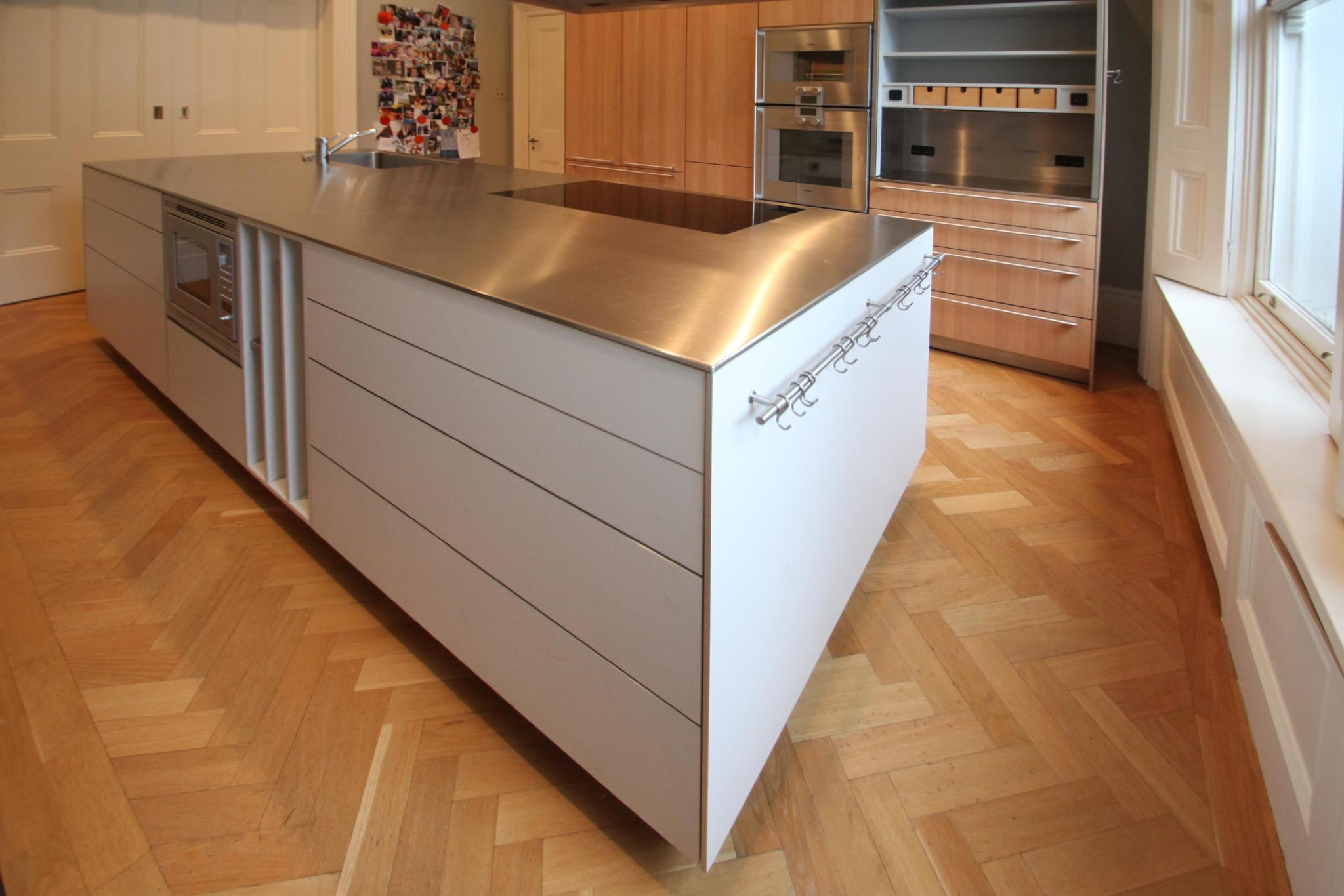 BULTHAUP Designer German Used Kitchen with Island ...
