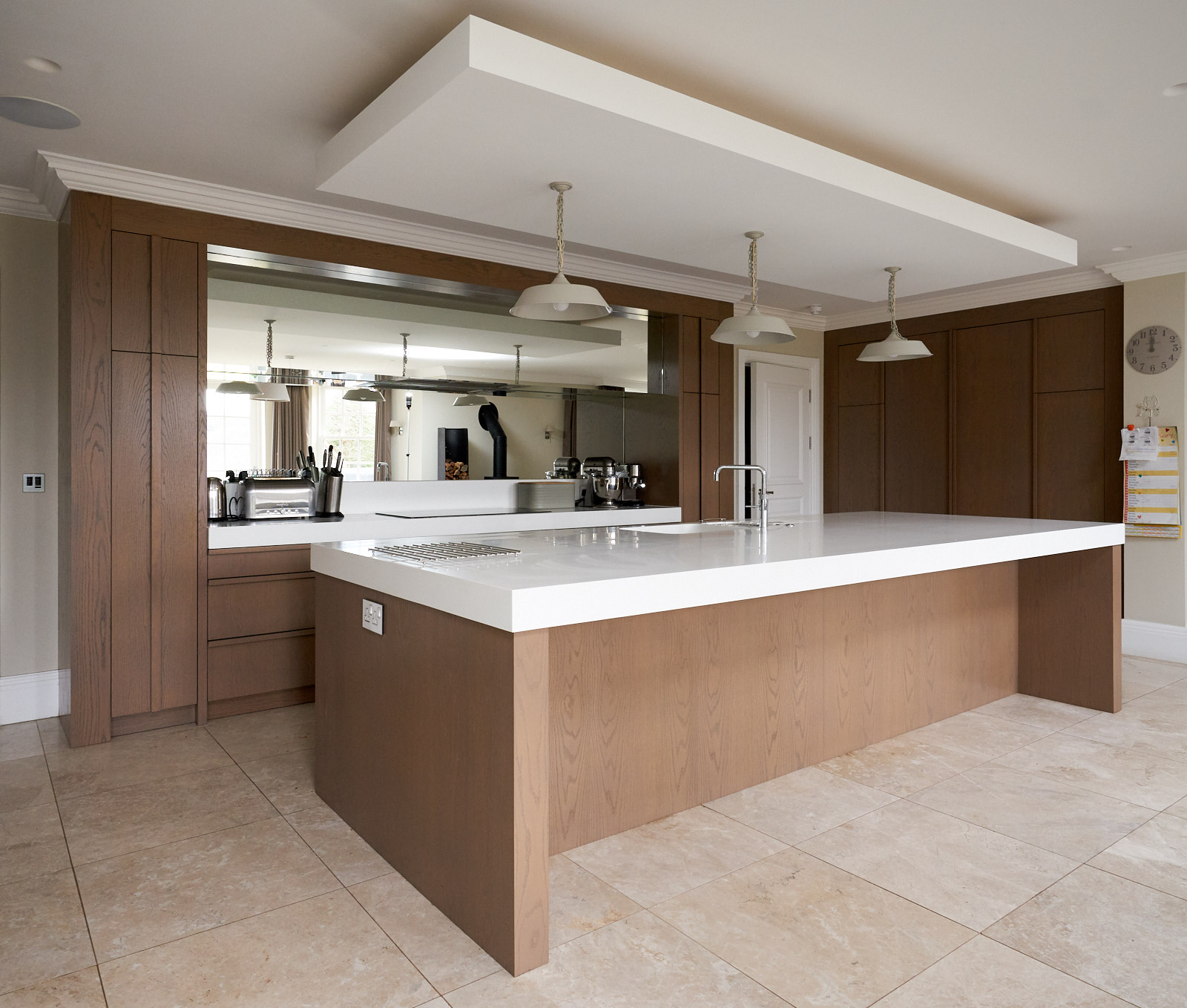 used kitchen islands opp 163 70 000 mowlem co large kitchen island miele appliances corian worktops cheshire 3799