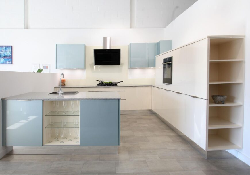 Ex Display Kitchen,  Intoto High Gloss (German), South