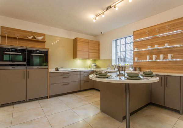 High Quality Poggenpohl Ex Display Kitchens Used Kitchen