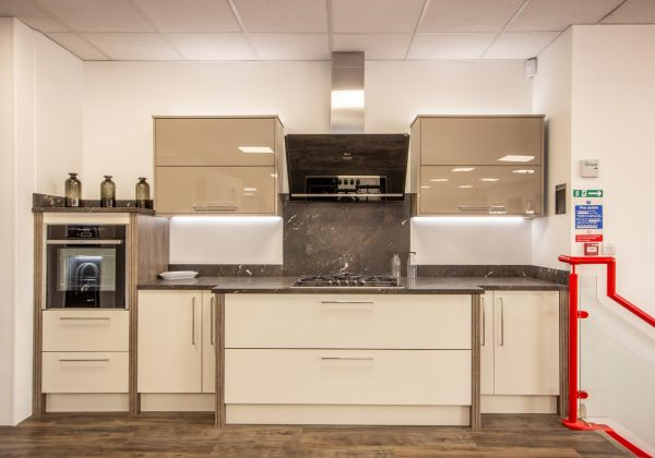 MASTERCLASS Lumina Gloss Ex Display Kitchen