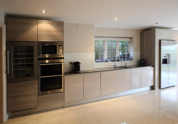 POGGENPOHL Modern Gloss Used Kitchen - Used Kitchen Exchange