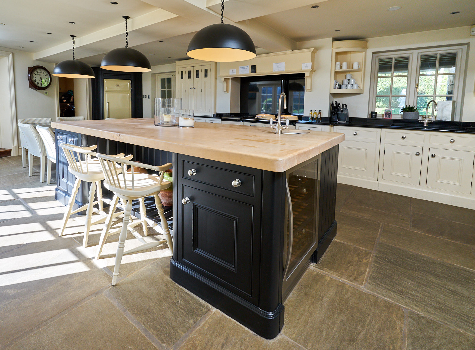used kitchen islands uke loves very large in frame used kitchen with island utility miele appliances cheshire 4871