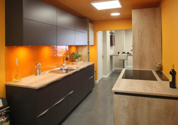 BAUFORMAT Modern Ex-Display Kitchen (2)