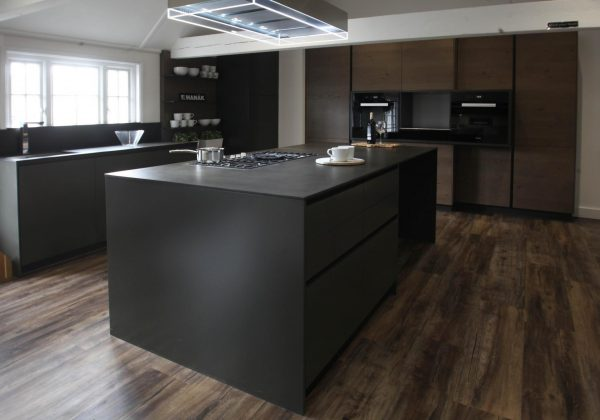 HANAK Handleless Ex Display Kitchen