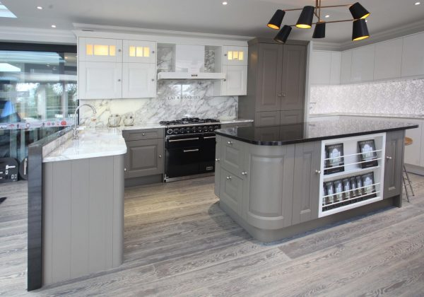 Laura Ashley Bedale Ex Display Kitchen