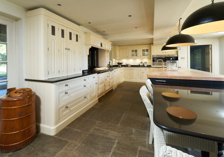 Large In-Frame Used Kitchen with Island