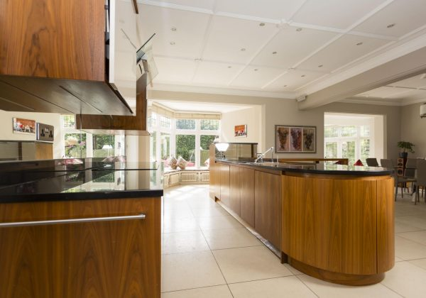 MOWLEM & Co Used Kitchen with Large Island