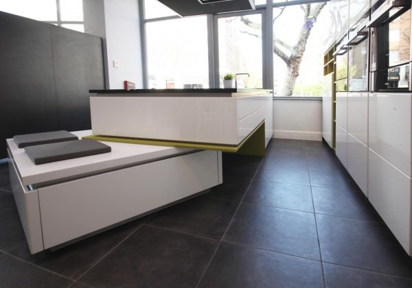 SCHMIDT Gloss Ex Display Kitchen