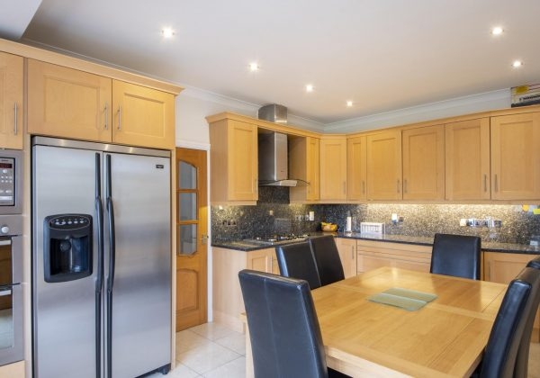 Shaker Used Kitchen with Bosch Appliances