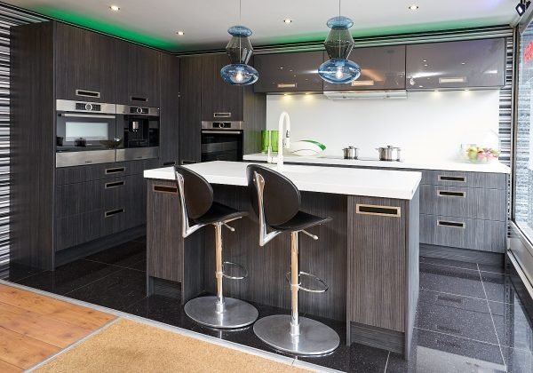 Bespoke Ex Display Kitchen with Island