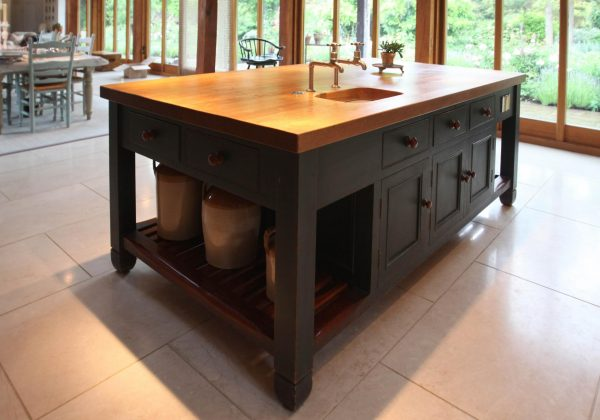 Chalon Used Kitchen Island