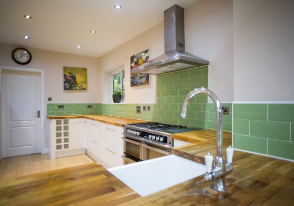 HOWDENS Modern Used Kitchen