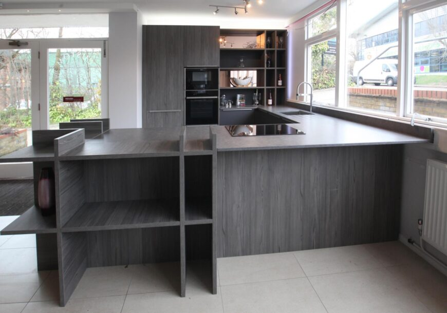 KELLER Elba Ex Display Kitchen