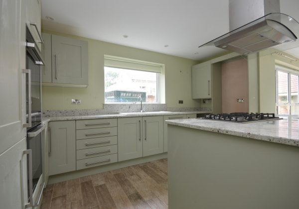 Shaker Used Kitchen and Island