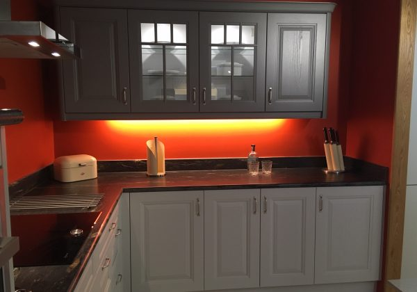 MASTERCLASS Carnegie Beaded Shaker Ex Display Kitchen