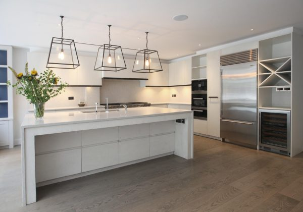 Modern Used Kitchen with Large Island