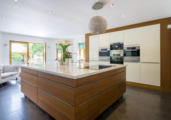 RATIONAL Modern Used Kitchen with Island