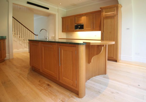 UNDERWOOD Bespoke Used Kitchen with MIELE Appliances