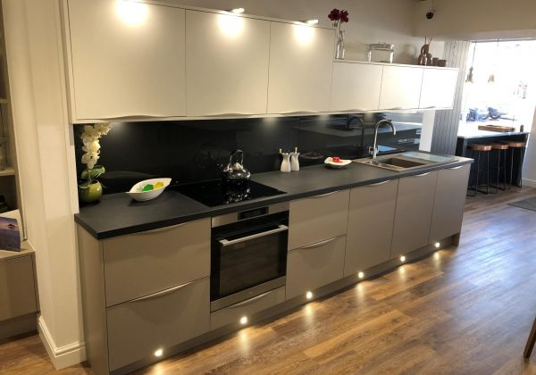 MACKINTOSH Chic Truffle Ex Display Kitchen