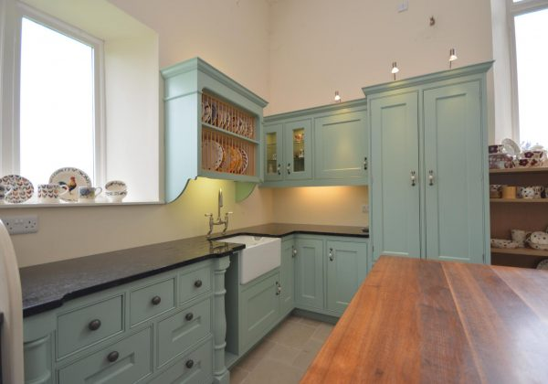 Cheltenham Hand Painted Ex Display Kitchen