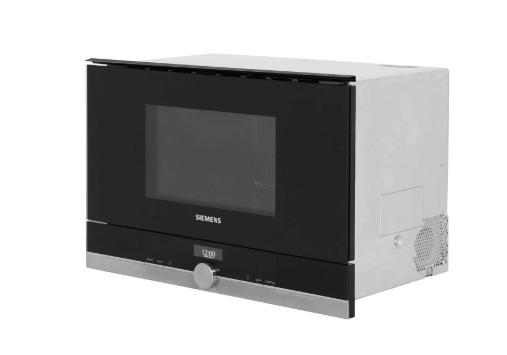 SIEMENS Ex Display Appliance Pack - Siemens Mirowave BF634LGS1B
