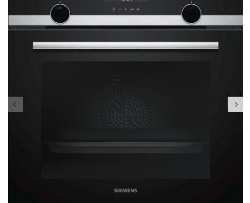 SIEMENS Ex Display Appliance Pack - Siemens Oven HB535A0S0B