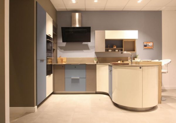 MOBALPA Gable Ex Display Kitchen