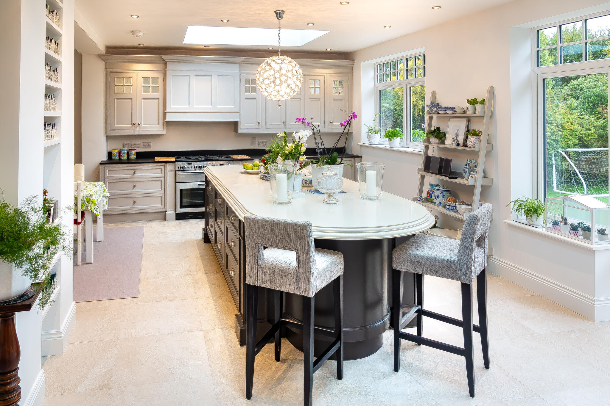 Buying a used kitchen turned us into Interior Designers!