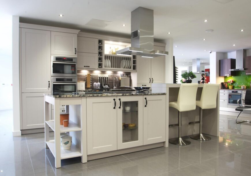 Ex Display Kitchen, SCHULLER Canto Shaker, South