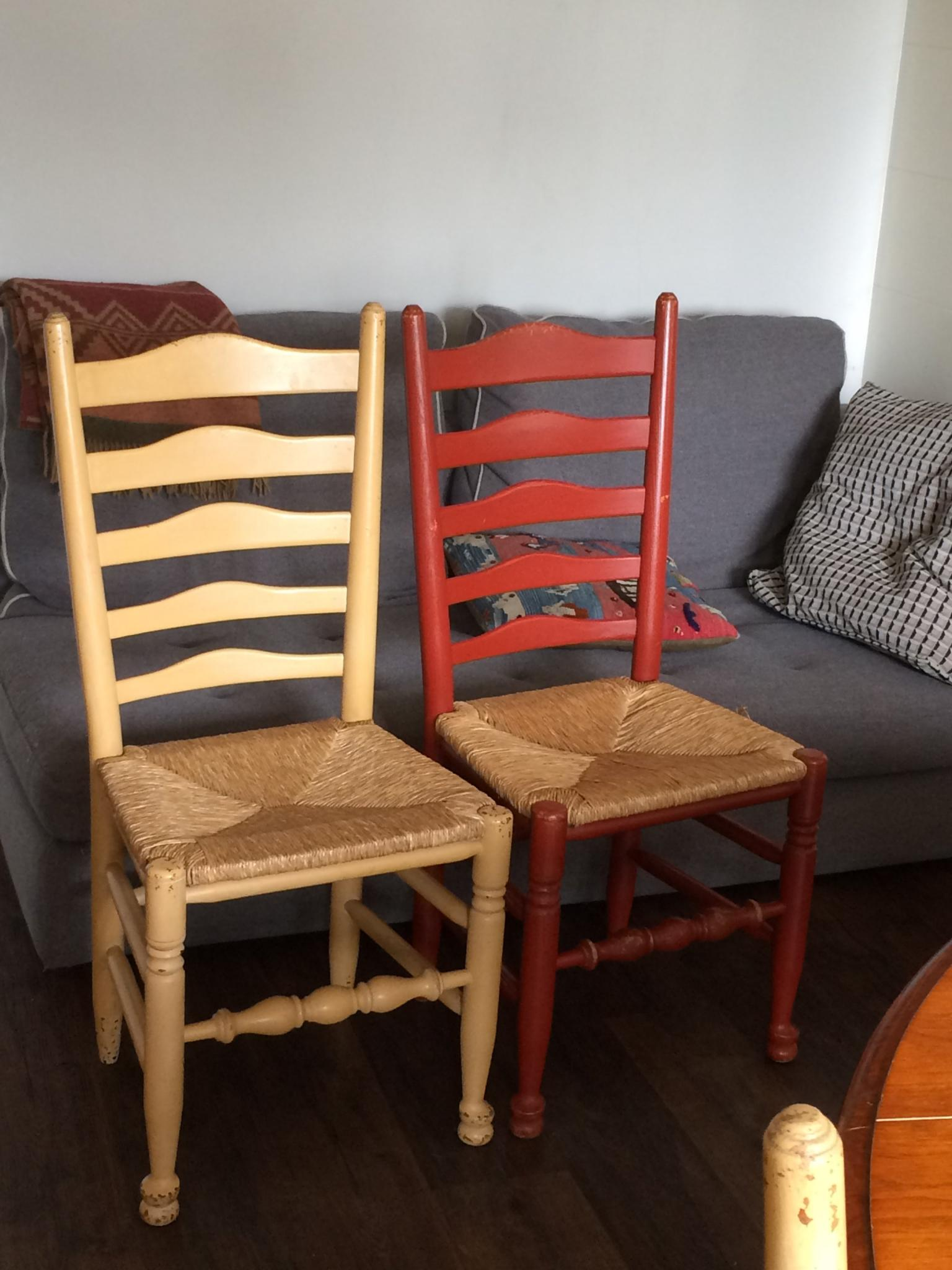 chalon distressed table and chairs harrogate  used