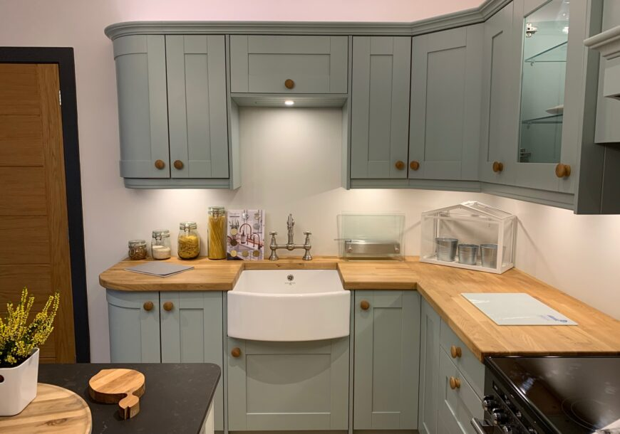 Ex Display Kitchen, Shaker, Crown Imperial, South