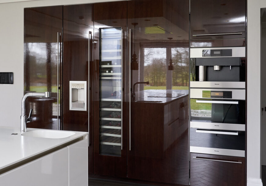 Approved Used Kitchen, BeauxArt/S2 SieMatic, Macclesfield