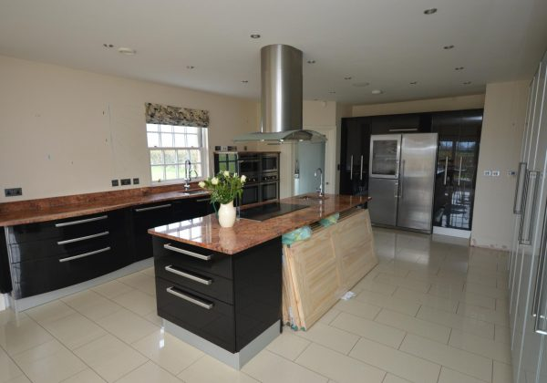 Approved Used Kitchen, Large Modern Gloss