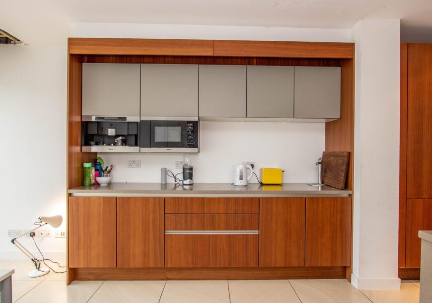 Approved Used Kitchen, Siematic Modern Handleless, Gaggenau/Miele Appliances, Hampshire