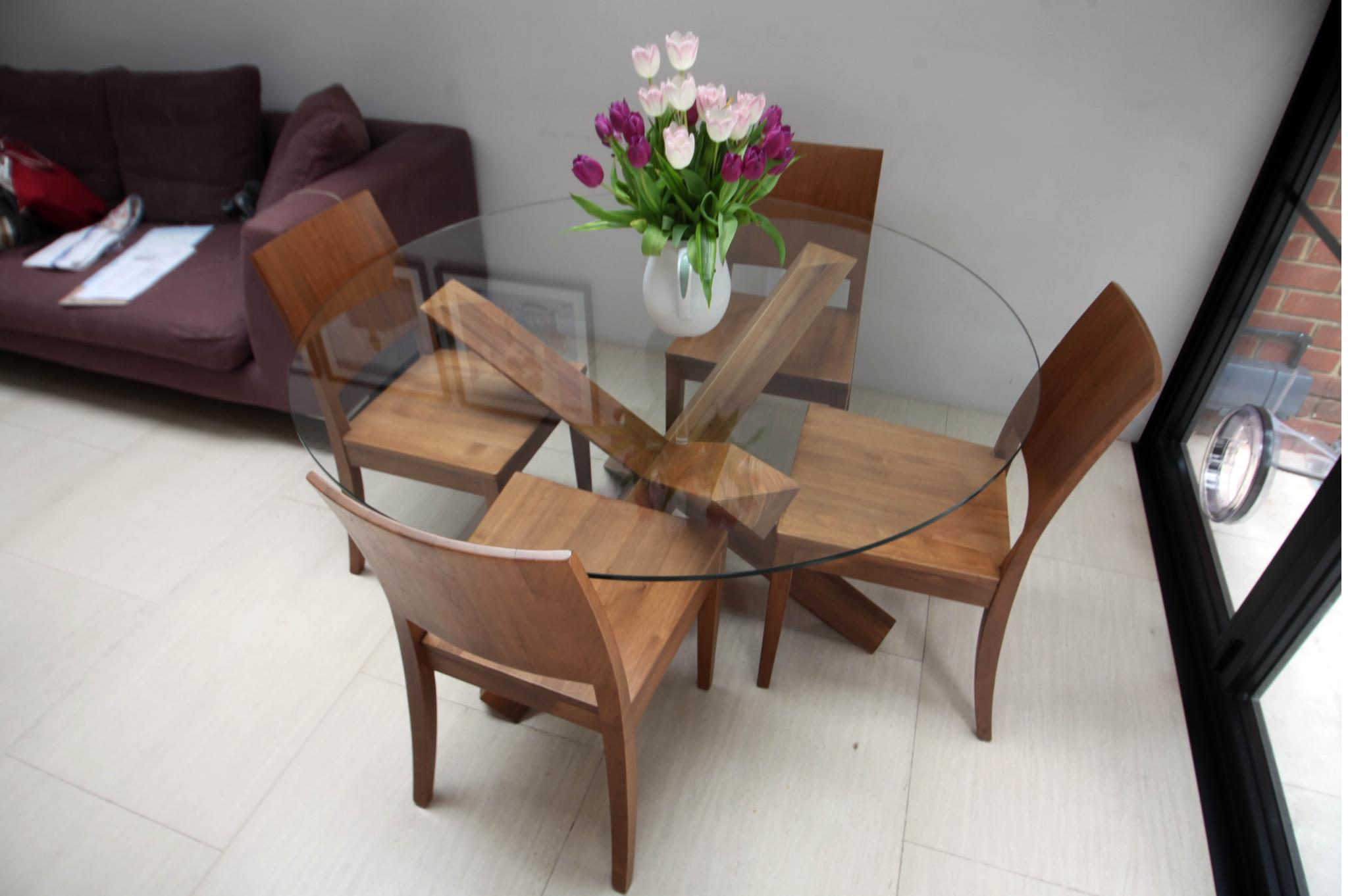 Approved Used Dining Table Chairs, Used Dining Room Chairs With Arms